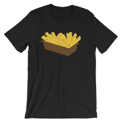 A Mocking Tray of Chips T-shirt Great for jogging!