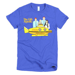 Life Aquatic Ladies T-shirt Team Zissou - Dicky Ticker  - 13