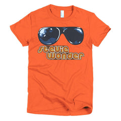 Stevie Wonder Ladies T-shirt - Dicky Ticker  - 16