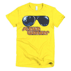 Stevie Wonder Ladies T-shirt - Dicky Ticker  - 15