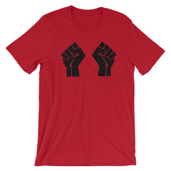 Black Lives Fist T-shirt Matters Don't Shoot