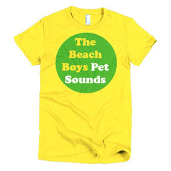 Pet Sounds Ladies T-shirt Beach Boys - Dicky Ticker