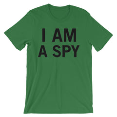 I Am A Spy T-shirt James Bond