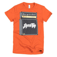 Spinal Tap Ladies T-shirt - Dicky Ticker  - 16