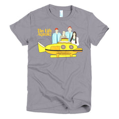 Life Aquatic Ladies T-shirt Team Zissou - Dicky Ticker  - 8
