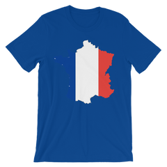 The Country of France T-shirt