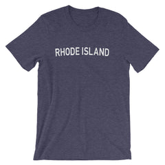 Rhode Island T-shirt Somewhere in New York