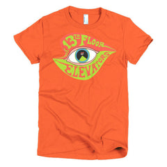 13th Floor Elevators Ladies T-shirt - Dicky Ticker  - 16