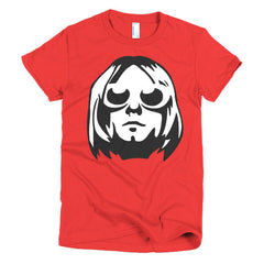 Kurt Cobain Ladies T-shirt - Dicky Ticker  - 16