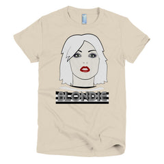 Blondie Ladies T-shirt Debbie Harry - Dicky Ticker  - 12