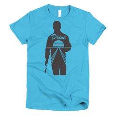 Drive Ladies T-shirt Ryan Gosling - Dicky Ticker  - 15