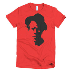 Tom Waits Ladies T-shirt - Dicky Ticker  - 15