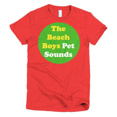 Pet Sounds Ladies T-shirt Beach Boys - Dicky Ticker  - 19