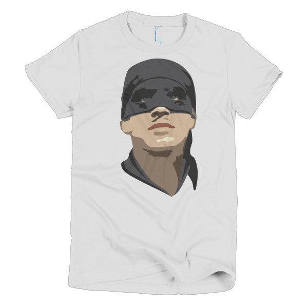 Dread Pirate Roberts Ladies T-shirt Princess Bride - Dicky Ticker  - 1