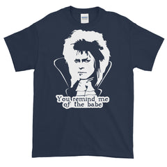 David Bowie T-shirt Labyrinth You Remind Me Of The Babe