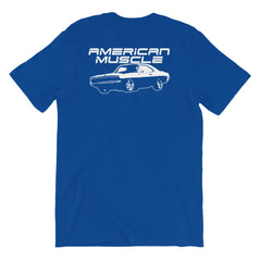 American Muscle T-shirt Car Mustang