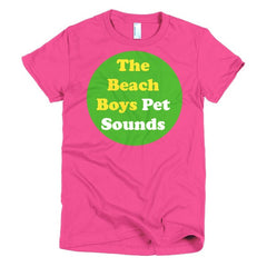 Pet Sounds Ladies T-shirt Beach Boys - Dicky Ticker  - 20