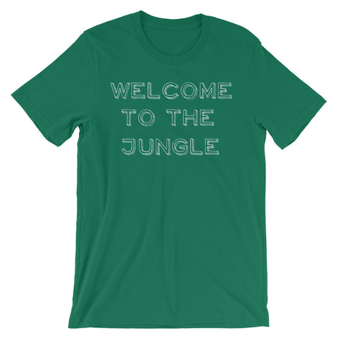 Guns N Roses T-shirt Welcome To The Jungle