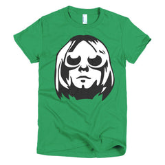Kurt Cobain Ladies T-shirt - Dicky Ticker  - 6