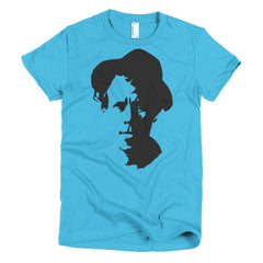 Tom Waits Ladies T-shirt - Dicky Ticker  - 10