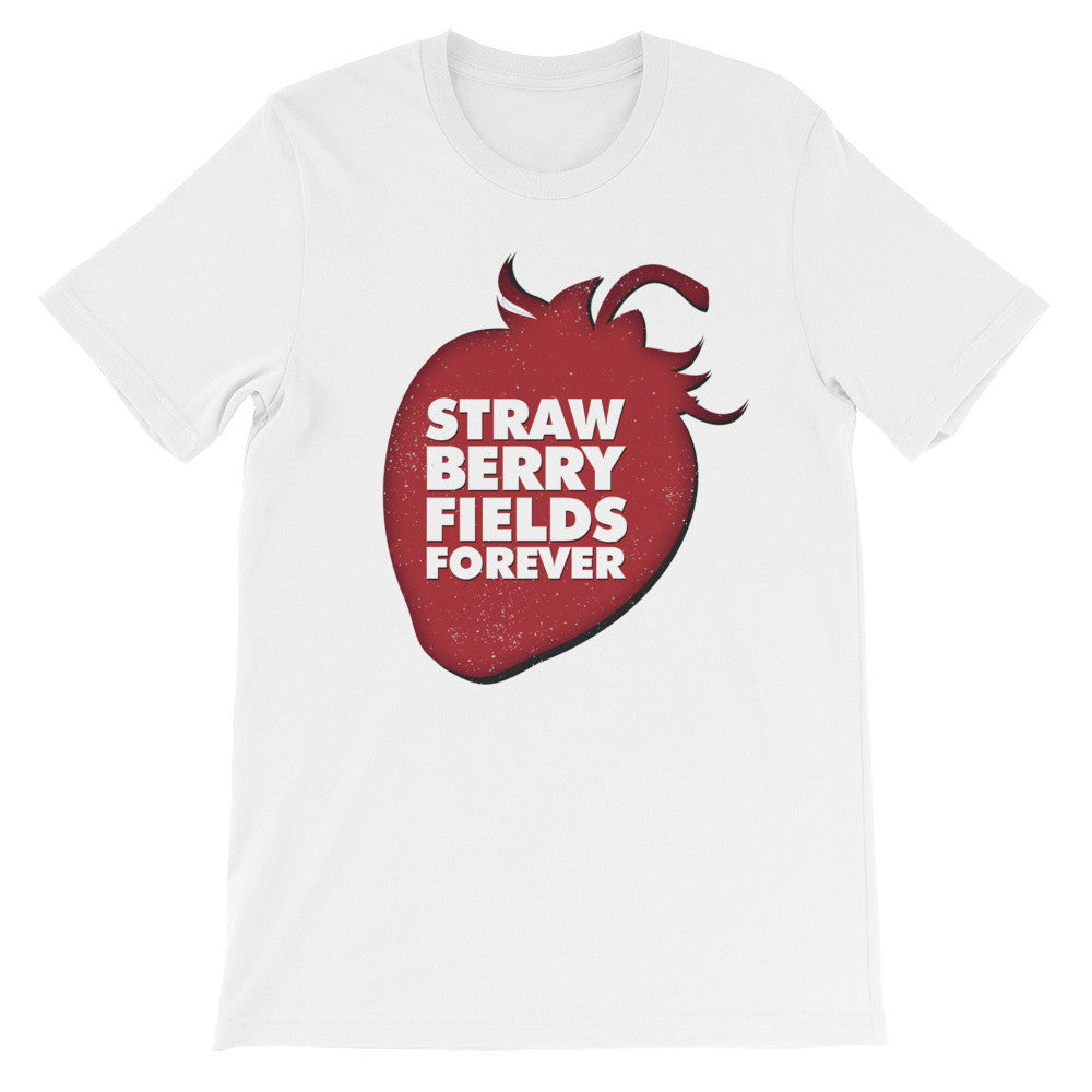 Beatles T-shirt Strawberry Fields Forever