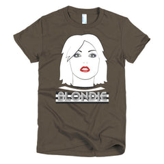 Blondie Ladies T-shirt Debbie Harry - Dicky Ticker  - 5
