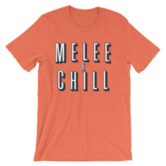 Melee And Chill T-shirt Netflix
