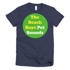 Pet Sounds Ladies T-shirt Beach Boys - Dicky Ticker  - 7