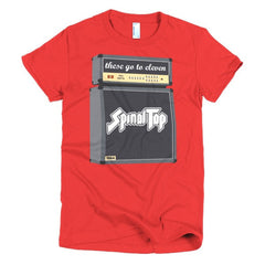 Spinal Tap Ladies T-shirt - Dicky Ticker  - 19