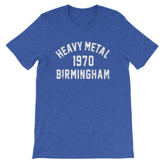 Black Sabbath T-shirt Heavy Metal 1970 Birmingham