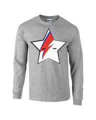 Nintendo Ziggy Star Long Sleeve T-shirt - Dicky Ticker  - 3