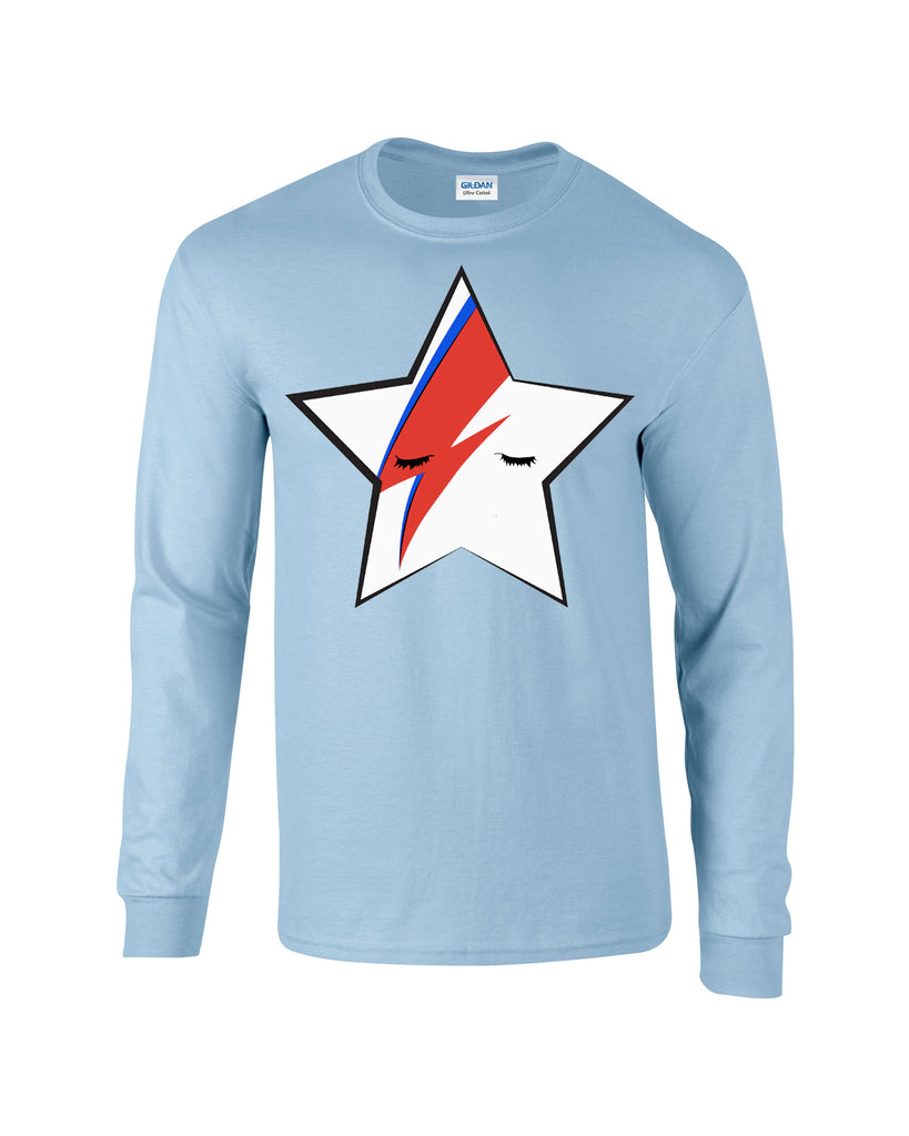 Nintendo Ziggy Star Long Sleeve T-shirt - Dicky Ticker  - 1