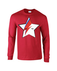 Nintendo Ziggy Star Long Sleeve T-shirt - Dicky Ticker  - 4