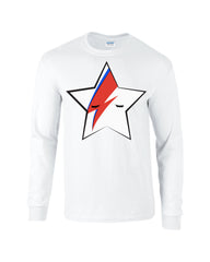 Nintendo Ziggy Star Long Sleeve T-shirt - Dicky Ticker  - 5