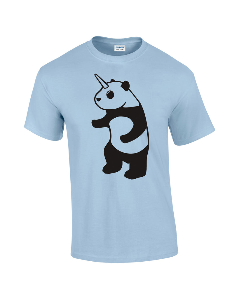 Panda T-shirt Unicorn - Dicky Ticker  - 1
