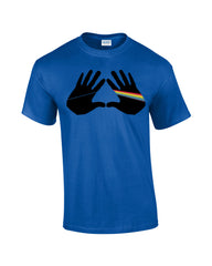 Pink Floyd T-shirt Hands DSOTM - Dicky Ticker  - 1