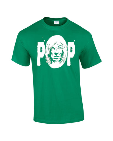 Iggy Pop T-shirt Pop!