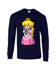 Princess Peach T-shirt - Dicky Ticker