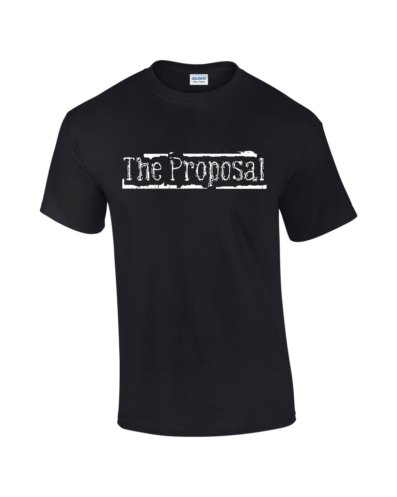 The Proposal T-shirt - Dicky Ticker