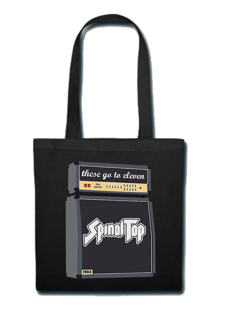 Spinal Tap Bag - Dicky Ticker  - 1