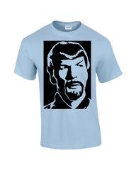 Spock T-shirt - Dicky Ticker  - 2