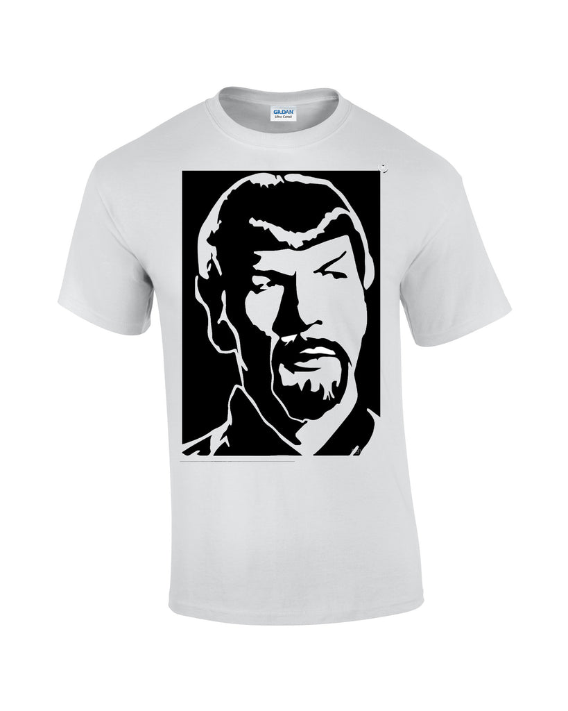 Spock T-shirt - Dicky Ticker  - 1