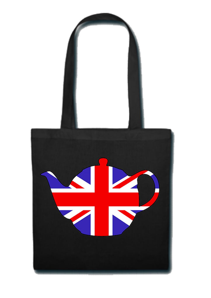Union Jack Teapot Bag - Dicky Ticker  - 1