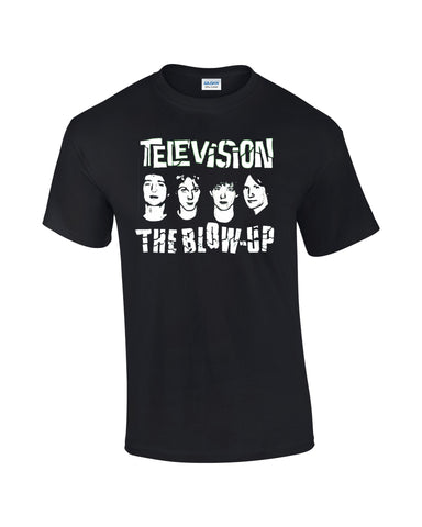Television T-shirt The Blow Up