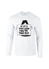 Too Loud Jumper - Dicky Ticker