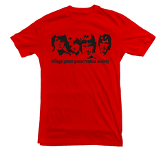 The Kinks T-shirt - Dicky Ticker