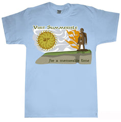 Wicker Man T-shirt - Dicky Ticker  - 1