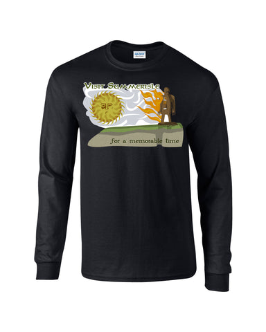 The Wicker Man Long Sleeve T-shirt