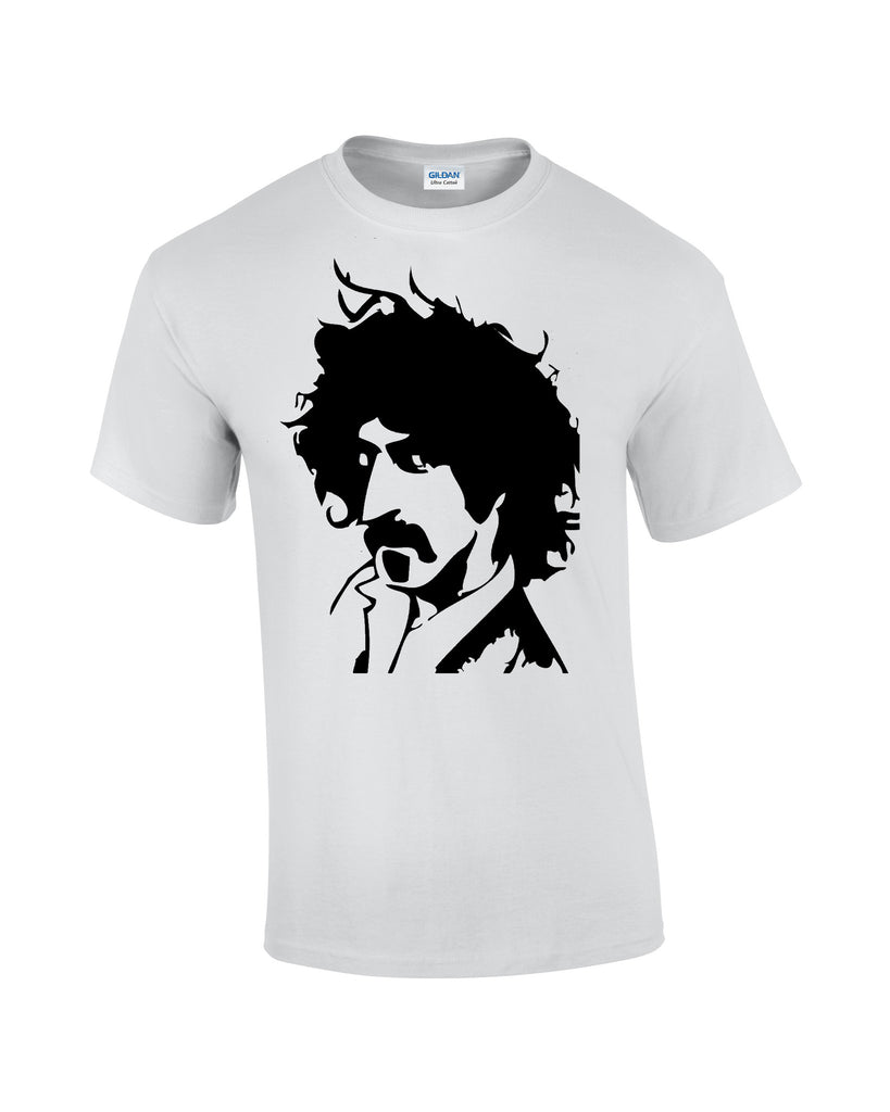 Frank Zappa T-shirt Profile - Dicky Ticker  - 1