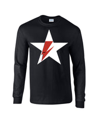 Ziggy Stardust Blackstar T-shirt - Dicky Ticker  - 4